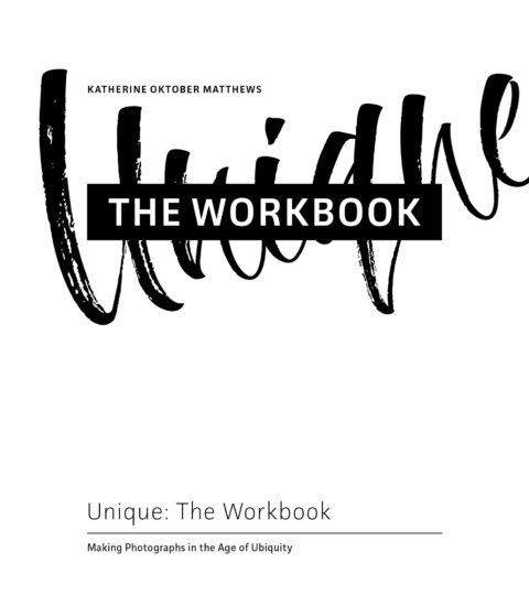 Unique: The Workbook